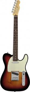 Fender American Deluxe Telecaster® 3-Color Sunburst